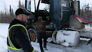 Watch Ice Road Truckers Season 11 Episode 9 - Double Trouble Online