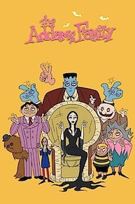 The Addams Family: The Animated Series