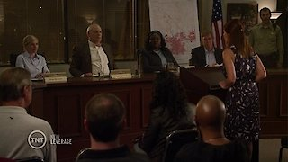 Watch Leverage Season 5 Episode 11 - The Low Low Price Jo... Online
