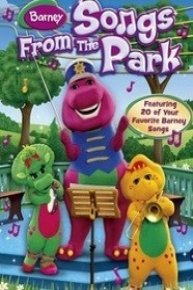 Barney: Songs from the Park