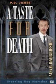 P.D. James: A Taste for Death