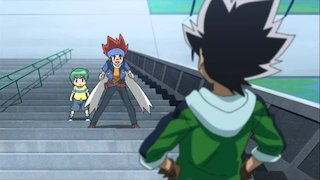 Beyblade: Metal Masters Season 1 Episode 2