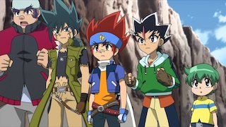 Watch Beyblade: Metal Masters Season 4 Episode 7 - Charge!  Hades City Online