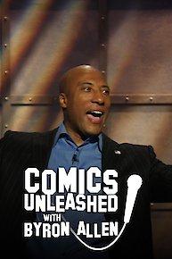 Comics Unleashed with Byron Allen - Season 1 - TV.com