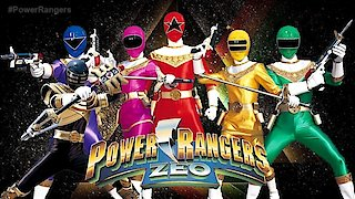 Power Rangers Zeo Season 1 Episode 46