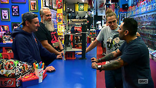 Watch Comic Book Men Season 6 Episode 11 - Return of the Mewes Online