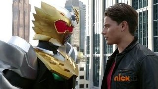 Watch Power Rangers in Space Season 1 Episode 39 - Ghosts in the Machin... Online