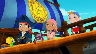 Watch Jake and the Never Land Pirates Season 4 Episode 18 - Crabageddon!/Night o...Online