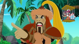 Watch Jake and the Never Land Pirates Season 4 Episode 21 - Tiger Sharky Strikes...Online