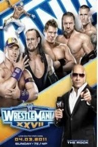WWE WrestleMania 27