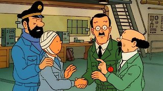 Watch The Adventures of Tintin Season 3 Episode 9 - Destination Moon (1) Online
