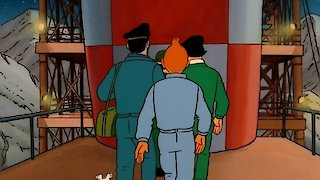 Watch The Adventures of Tintin Season 3 Episode 10 - Destination Moon (2) Online