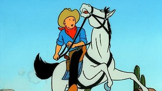 Watch The Adventures of Tintin Season 3 Episode 13 - Tintin in America Online