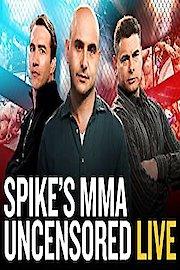 MMA Uncensored Live