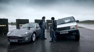 Watch Top Gear The Specials Season 1 Episode 3 - Botswana Special Online