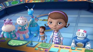 doc mcstuffins toy hospital bouncy house boo boos