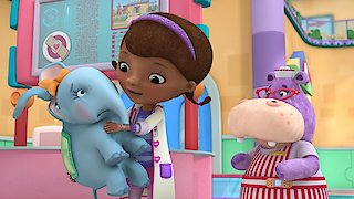 Watch Doc McStuffins Season 109 Episode 10 - Toy Hospital: Bouncy...Online