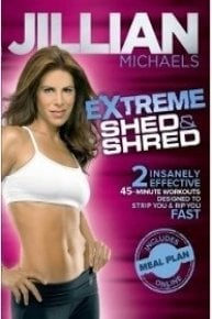 Jillian Michaels: Extreme Shed and Shred