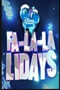 Disney Channel Fa-la-la-lidays