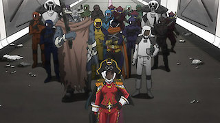 Watch Bodacious Space Pirates Season 2 Episode 13 - There Go the Pirates Online