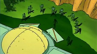 Watch Aeon Flux Season 1 Episode 13 - Chronophasia Online
