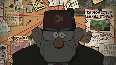 Watch Gravity Falls Season 2 Episode 11 Not What He Seems Online Now
