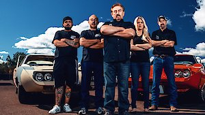 Watch Graveyard Carz Season 7 Episode 9 - Firepower Un-Boxed Online
