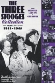 Three Stooges Collection 1943-1945