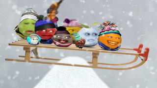 Watch The Annoying Orange Season 6 Episode 25 - Fruitsy the Snowfrui... Online