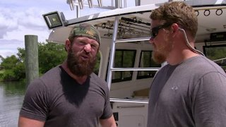 Watch Off the Hook: Extreme Catches Season 2 Episode 7 - Eric and Goliath Online