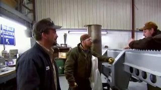Watch American Loggers Season 3 Episode 8 - The Big Push Online