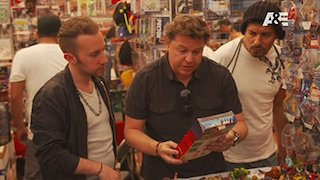 Watch Toy Hunters Season 3 Episode 13 - Chewy Mexico Toys Online