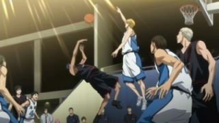 Watch Kuroko's Basketball Season 1 Episode 25 - E 25 Online