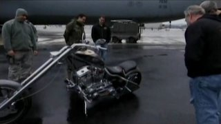 Watch American Chopper Season 6 Episode 26 - Gladiator Garagework... Online