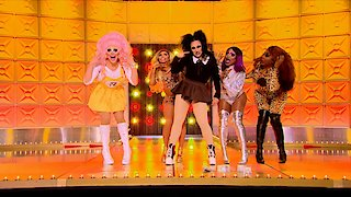 Watch Rupaul's All Stars Drag Race Season 3 Episode 6 - Handmaids to Kitty G...Online