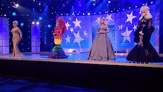 Watch Rupaul's All Stars Drag Race Season 3 Episode 8 - A Jury of their Quee...Online