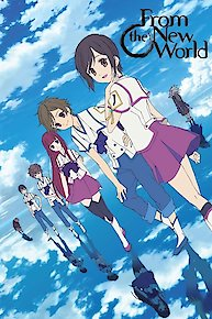 Shin Sekai Yori (From the New World)