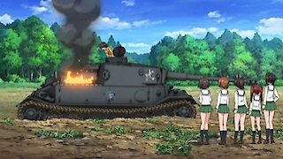 GIRLS und PANZER Season 1 Episode 11