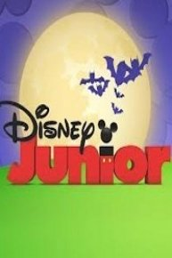 Disney Junior Halloween
