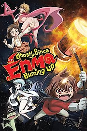 Ghastly Prince Enma Burning Up