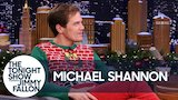 Watch Late Night with Jimmy Fallon - Michael Shannon Shares Why Eggnog Is Redundant and Croons His Fave Christmas Jams Online