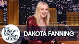 Watch Late Night with Jimmy Fallon - Dakota Fanning's Mom Hid Six Months' Worth of Notes in Her Luggage Online
