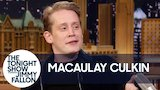 Watch Late Night with Jimmy Fallon - Macaulay Culkin Netflix and Chills with Home Alone for Girlfriend Online