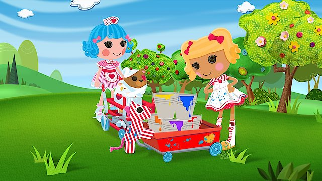 Watch Lalaloopsy Online - Full Episodes of Season 4 to 1 | Yidio on