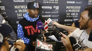Watch All Access Season 21 Episode 3 - Mayweather vs. McGre... Online