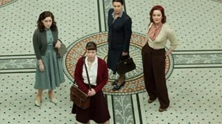 Watch The Bletchley Circle Season 1 Episode 3 - Episode Three Online