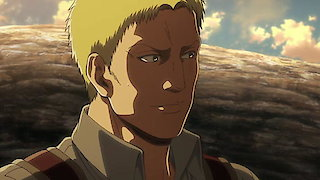 Watch Attack on Titan Season 2 Episode 9 - The Defeated/The 57t... Online