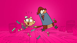 Watch The Marvelous Misadventures of Flapjack Season 4 Episode 2 - Be Careful What You ... Online