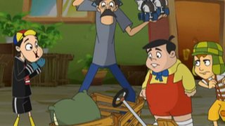 Watch El Chavo Animado Season 1 Episode 44 - El Gran Premio de la... Online
