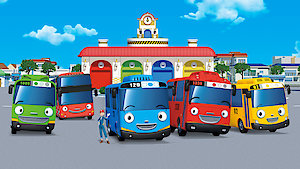 Watch Tayo the Little Bus Season 4 Episode 27 - The little buses' pl... Online
